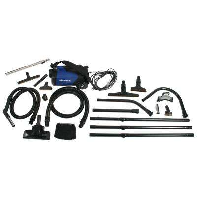 C105 Canister Vacuum and 25 ft. High Reach Accessory Kit