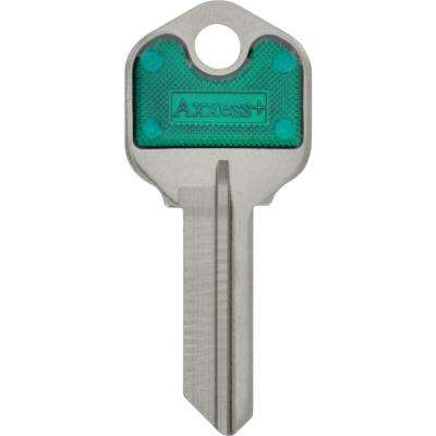 #66 Green Key (10-Pack)