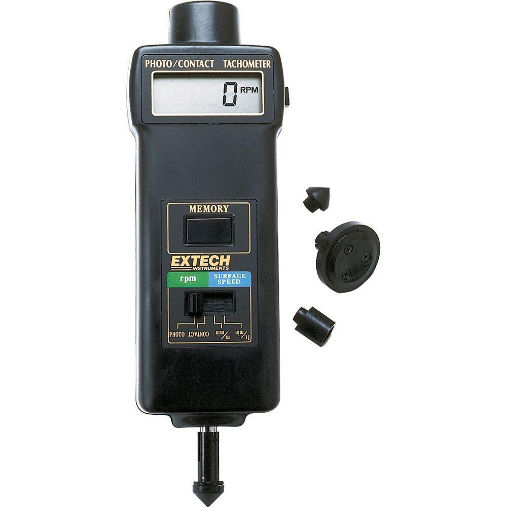 Combination Photo/Contact Tachometer