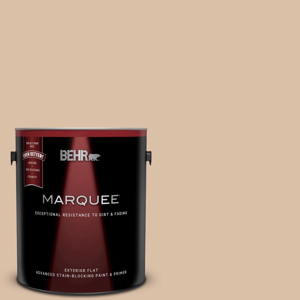 736bbe0916c BEHR MARQUEE 1 gal.  BXC-77 Riviera Retreat Flat Exterior Paint and ...