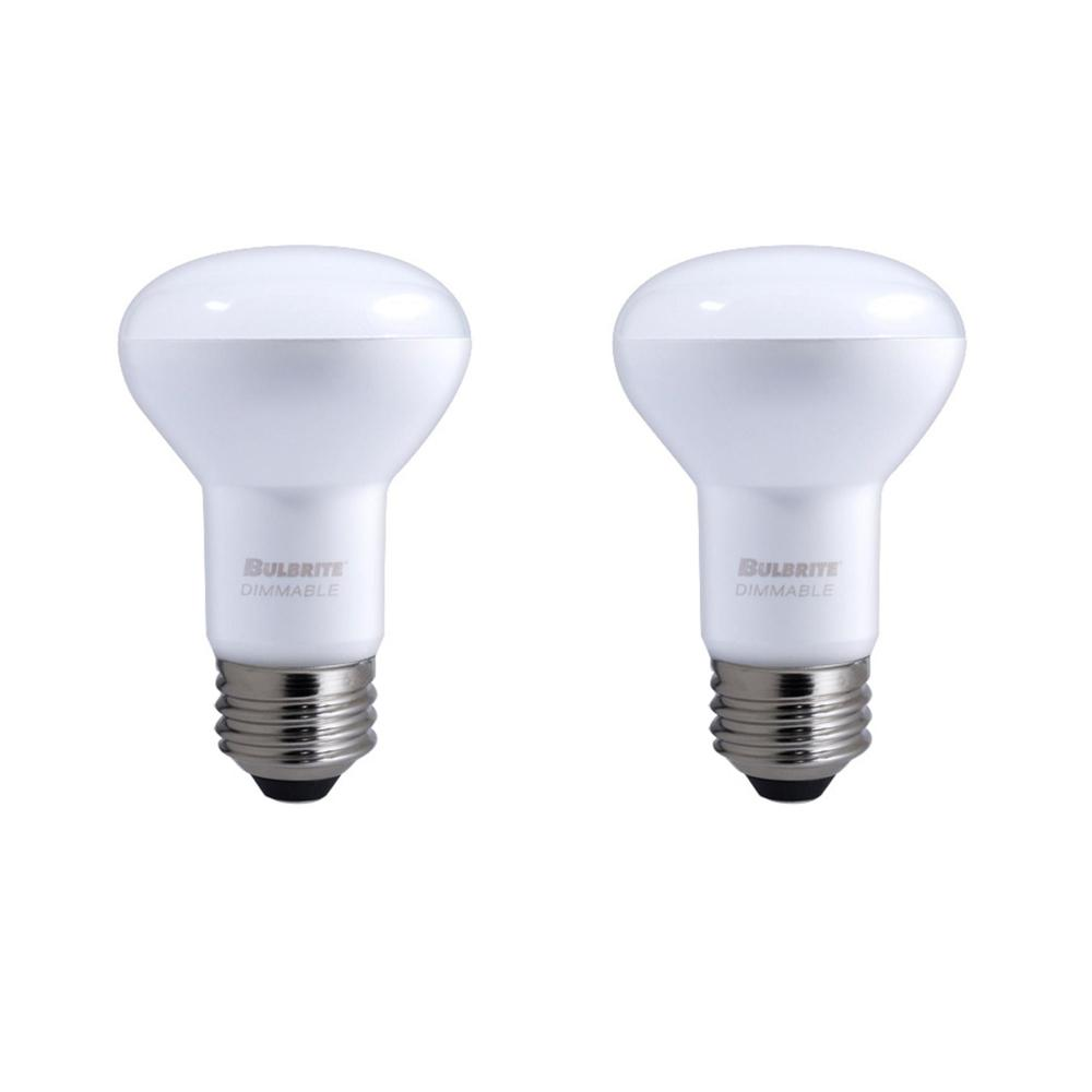 50W Equivalent Soft White Light R20 Dimmable LED Very Wide Flood