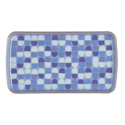 Heritage Fountain Accent Rectangular Plate