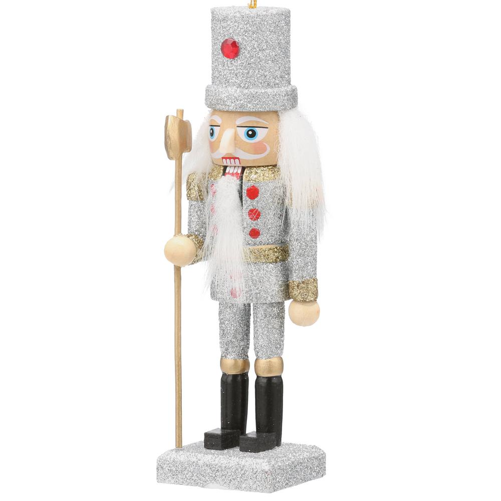 5.2 in. Nutcracker Christmas Ornament Assortment 6-Pack Home Holiday ...