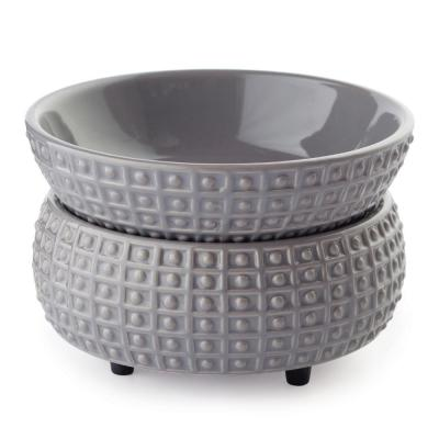 5.2 in. Slate 2-in-1 Classic Fragrance Warmer
