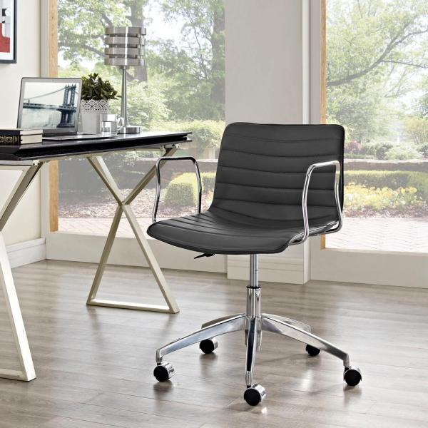 MODWAY Celerity Office Chair in Gray EEI-1528-GRY