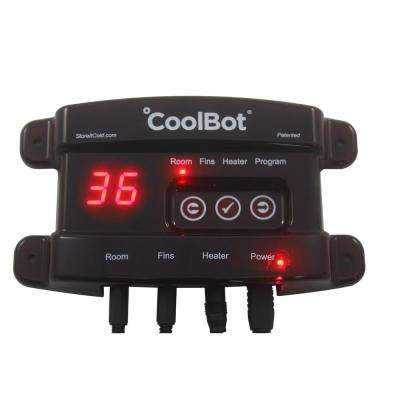 Generation 6 Walk-In Cooler Controller with Air Conditioner Control from 59°F to 34°F