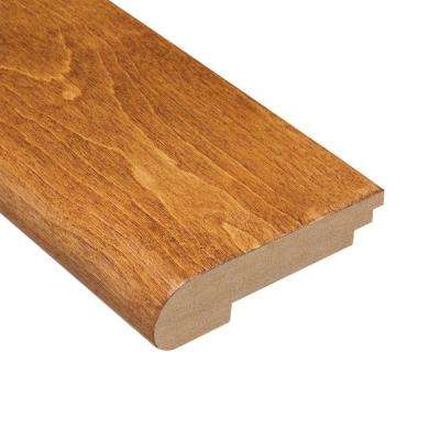 Maple Sedona 3/4 in. Thick x 3-1/2 in. Wide x 78 in. Length Hardwood Stair Nose Molding
