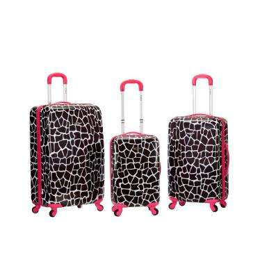 3-Piece Safari Polycarbonate/ABS Upright Set