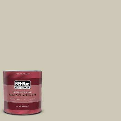 1 qt. #PPU8-16 Coliseum Marble Matte Interior Paint and Primer in One