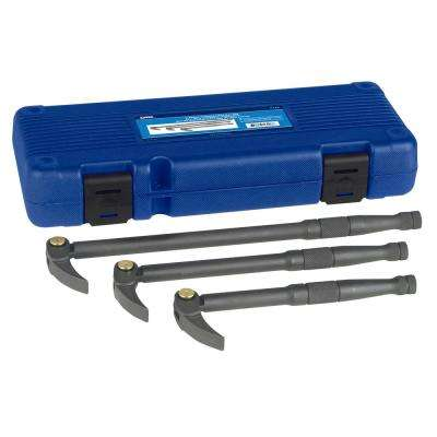 Indexing Pry Bar Set (3-Piece)