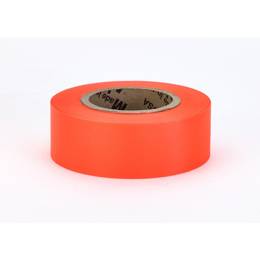 1-3/16 in. x 150 ft. Glo-Orange Surveyor Grade ULTRA Flagging Tape