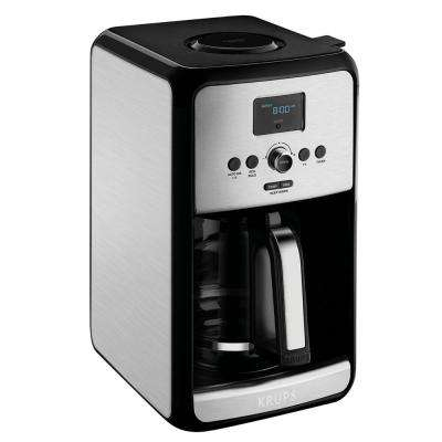 Savoy 12-Cup Programmable Coffee Maker