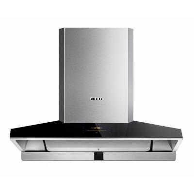W Series 36 in. 1100 CFM European Style Vent Wall Mount Range Hood in Grey