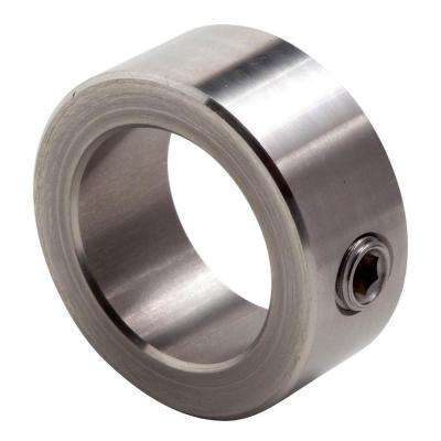 1/4 in. Bore T303 Stainless Steel Set Screw Collar
