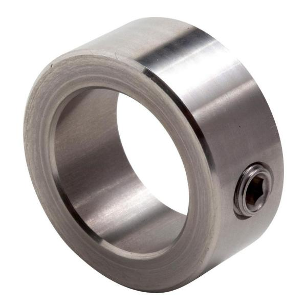 1-1//8 Bore Size 1-3//4 OD Climax Metal C-112-DT Steel Set Screw Collar With 5//16-18 x 5//16 Set Screw