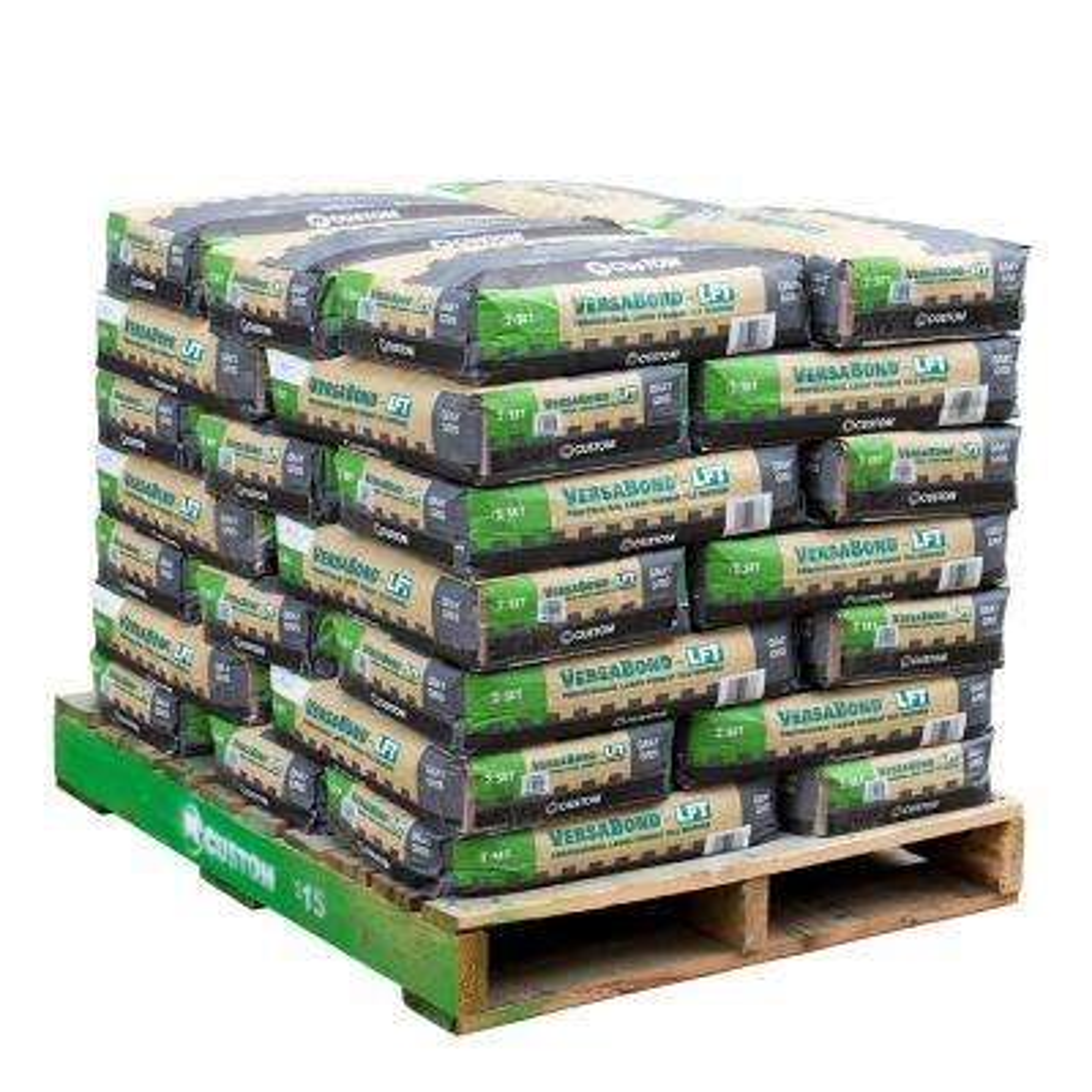 VersaBond-LFT 50 lbs. Gray Fortified Medium Bed Mortar (35 Bags / 3325 sq. ft. / pallet)