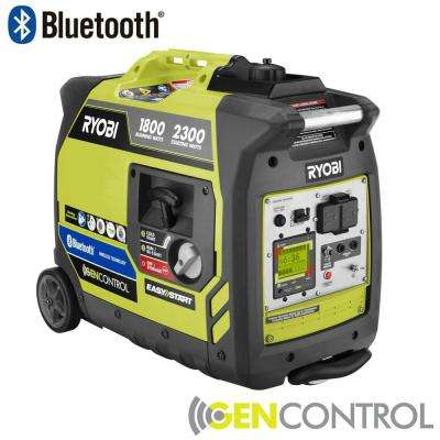 2,300-Watt Reconditioned Bluetooth Super Quiet Gasoline Powered Digital Inverter Generator