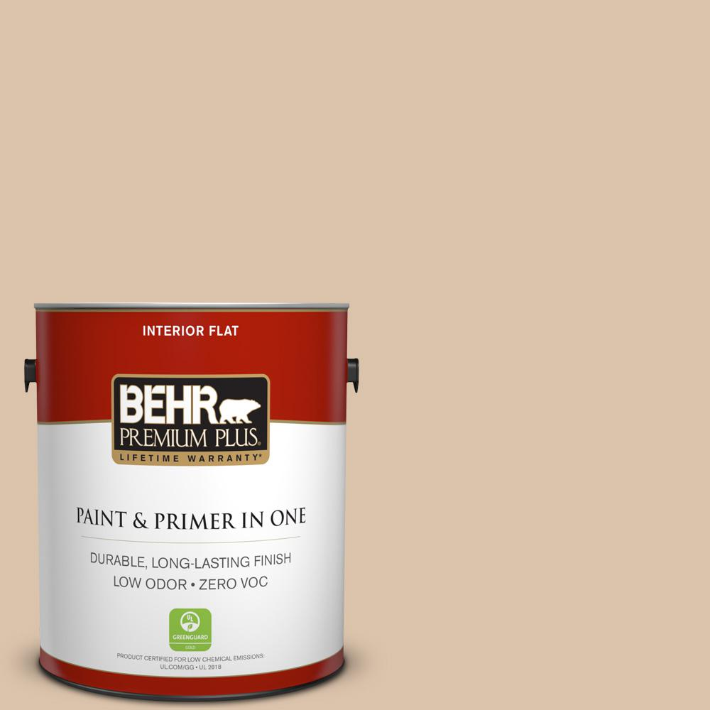 BEHR Premium Plus 1-gal. #T14-13 Grand Soiree Flat Interior Paint