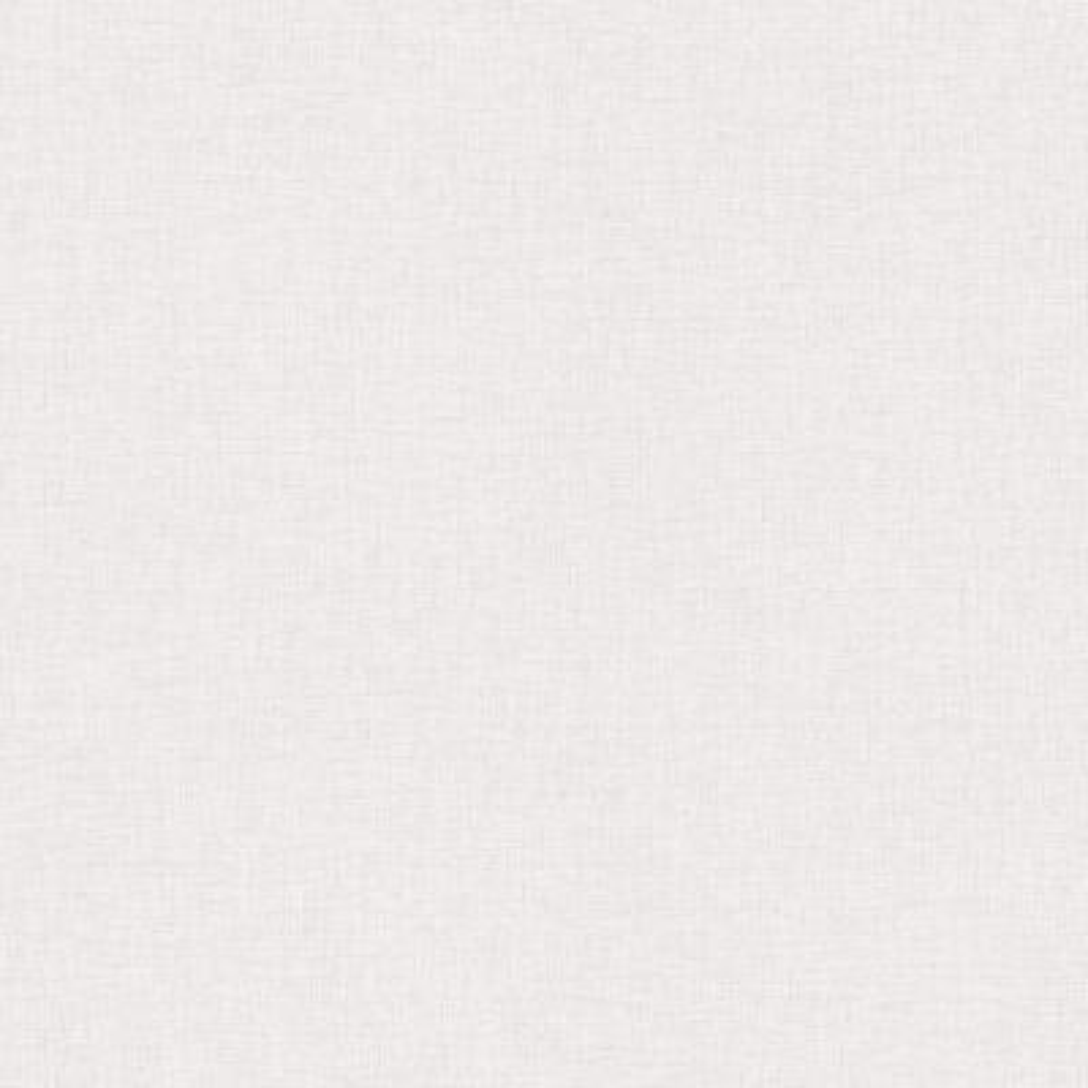 8 in. x 10 in. Zack Uni Off-White Faux Linen Wallpaper Sample