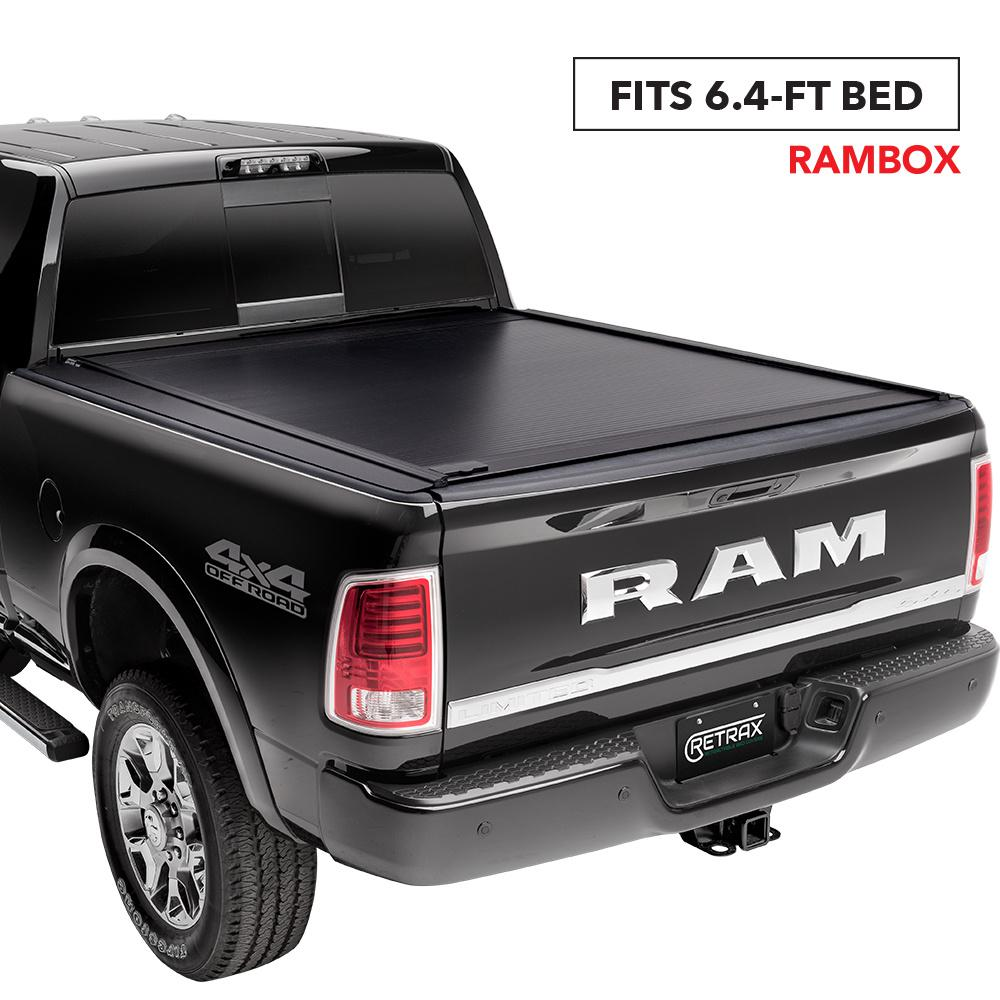 Retrax One Mx Tonneau Cover 05 19 Nissan Frontier Crew Cab 4 11 Bed 60721 The Home Depot