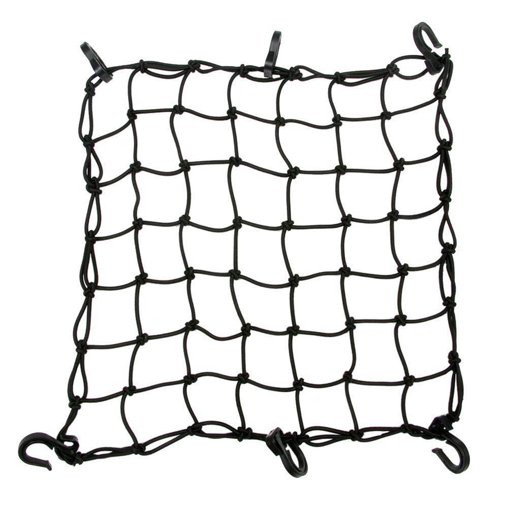 Deluxe Black Cargo Net