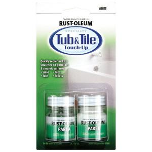 Rust Oleum Specialty Tub And Tile Touch Up Kit (Case Of 6) 244166   The  Home Depot