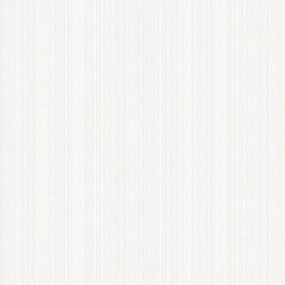 Light Grey Textile Plain Wallpaper