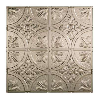 Charming 12X12 Floor Tile Patterns Tall 12X24 Floor Tile Regular 16 X 24 Tile Floor Patterns 16X16 Ceramic Tile Youthful 1930 Floor Tiles Purple20 X 20 Floor Tiles Tin Style   Ceiling Tiles   Ceilings   The Home Depot
