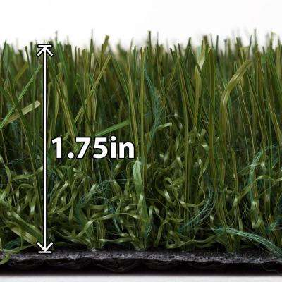Tundra 5 ft. x 10 ft. Kentucky Grass Artificial Turf