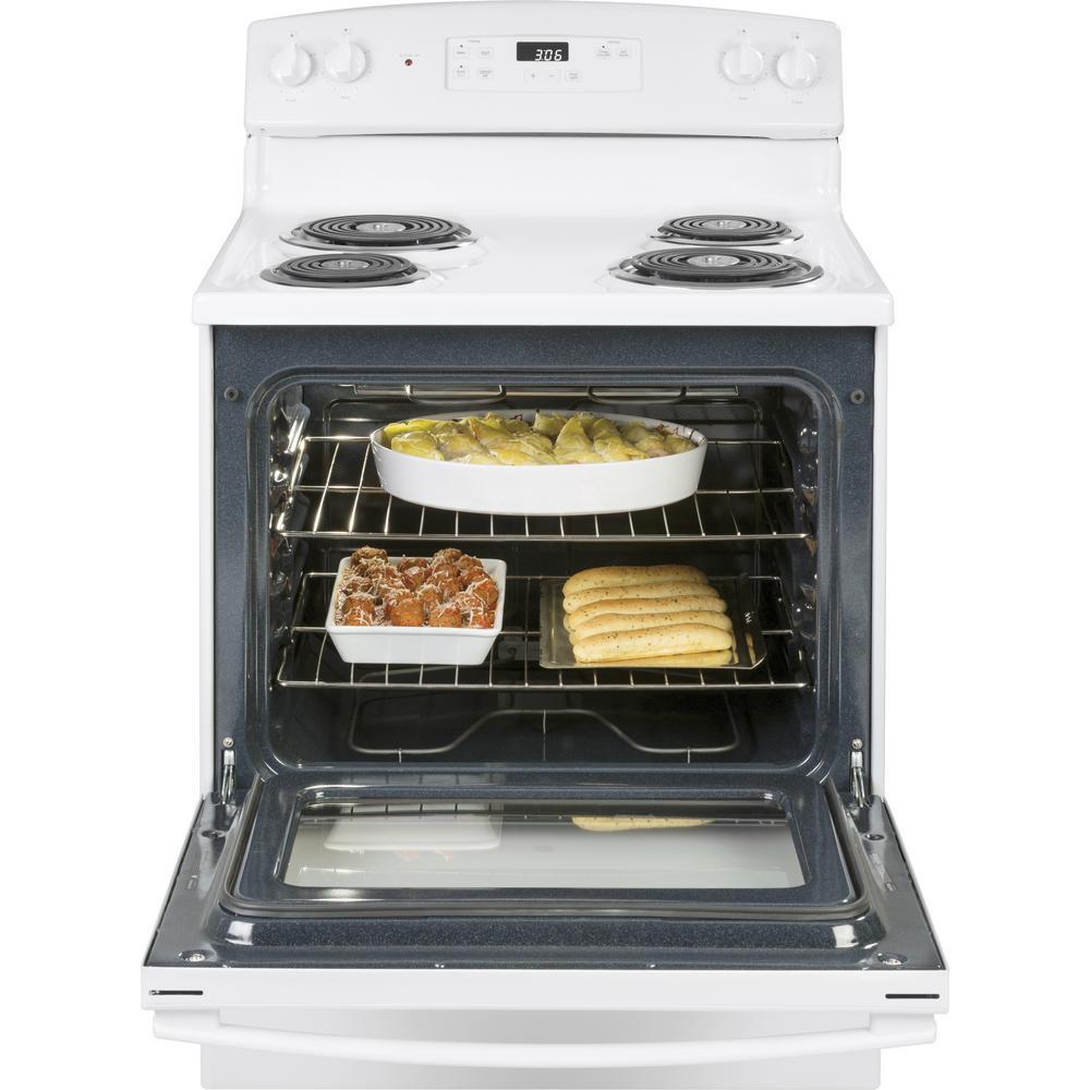 alpha-ene.co.jp Ranges Appliances GE JBS360DMWW Freestanding ...