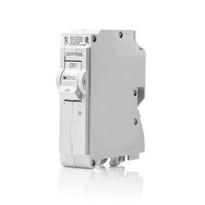 20 Amp 1-Pole 120VAC Plug-On Standard Branch Circuit Breaker