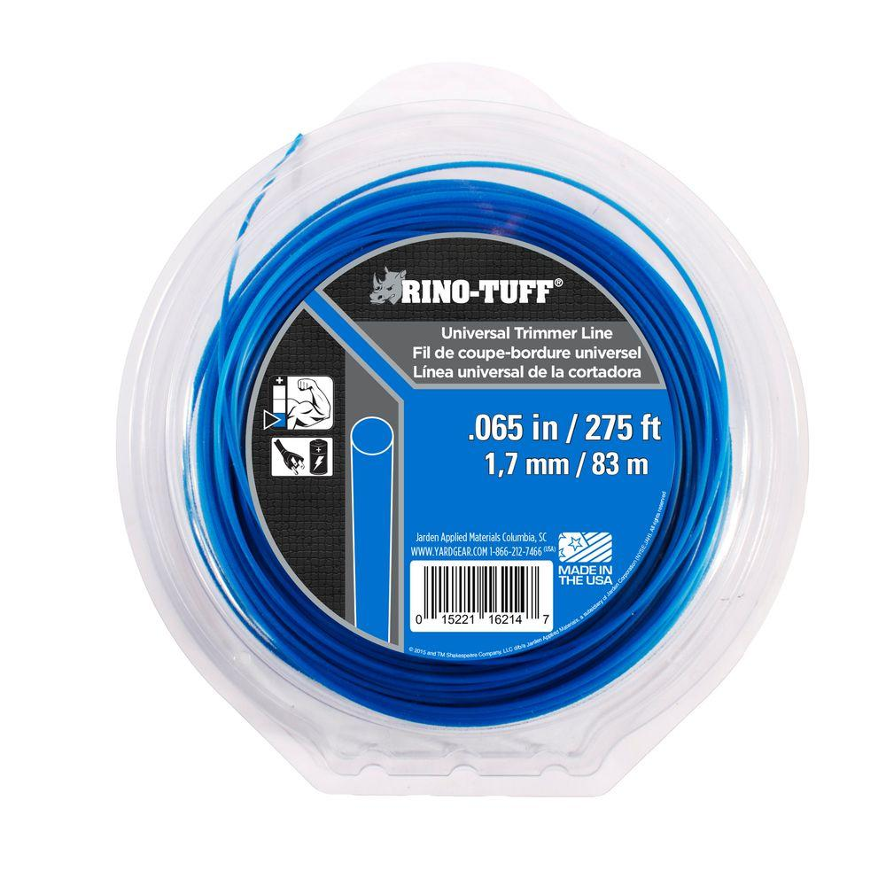 Rino-Tuff Universal 0.065 in. x 275 ft. Corded and Cordless Trimmer Line