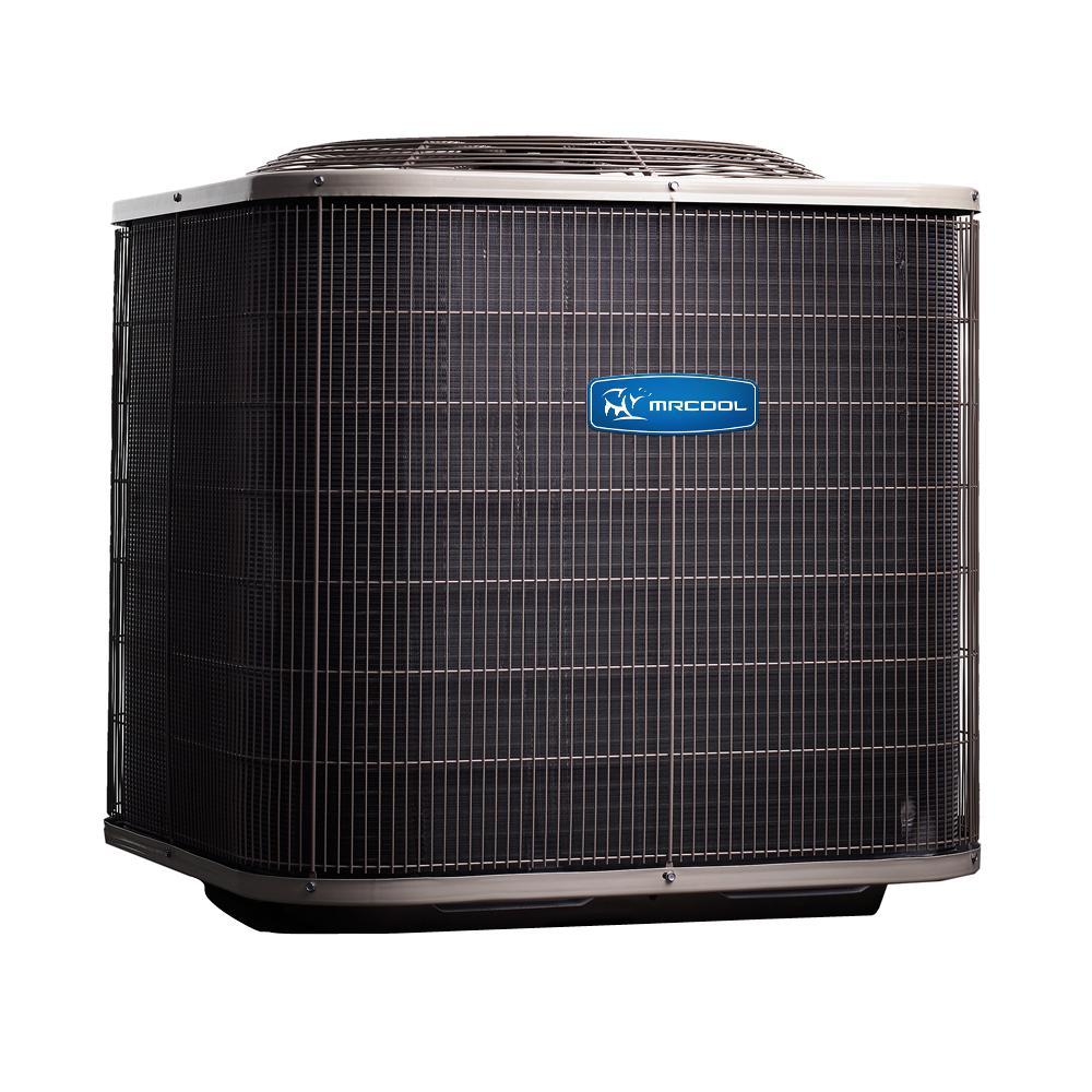 5-Ton 60,000 BTU 14 SEER R410A Split System Heat Pump Condenser