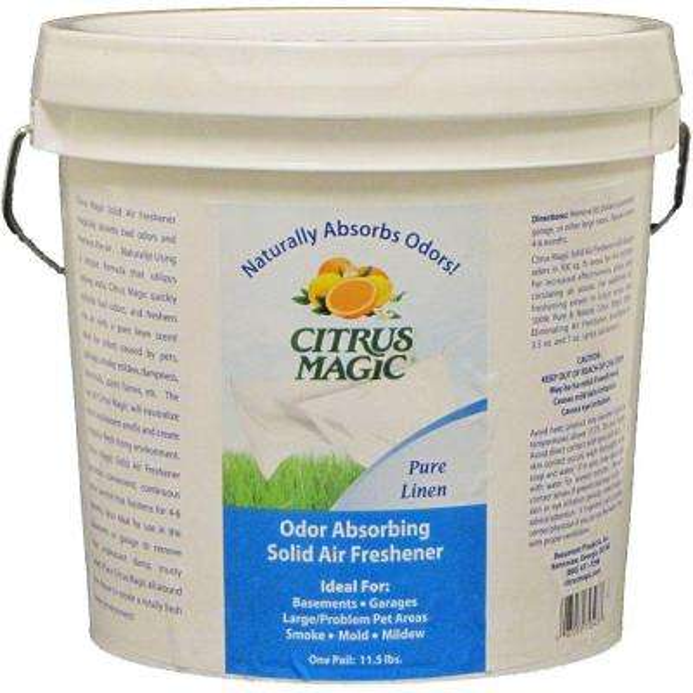 2 Gal. Odor Absorbing Linen Solid Air Freshener