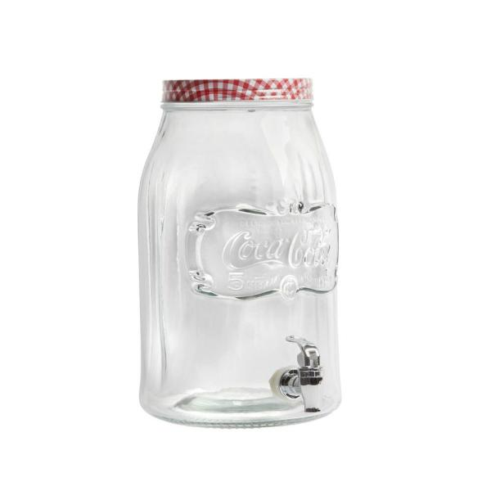 Country Classic 2 Gal. Mason Beverage Dispenser