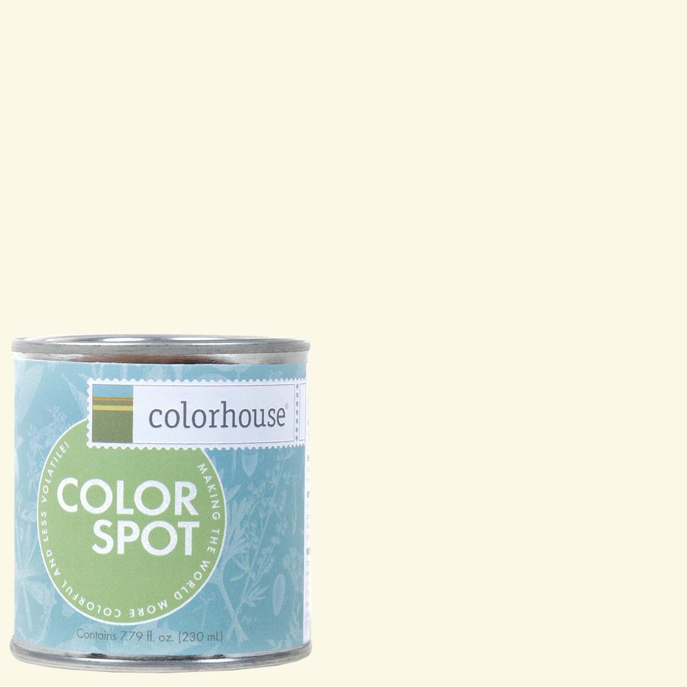 8 oz. Air .01 Colorspot Eggshell Interior Paint Sample