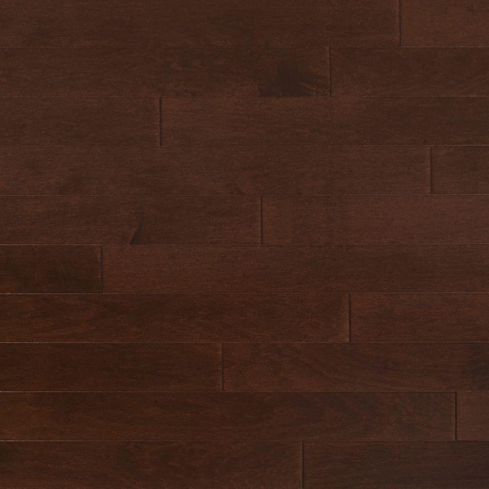 Heritage Mill Maple Bronze 3/4 in. Thick x 4 in. Wide x Random Length Solid Real Hardwood Flooring (21 sq. ft. / case)