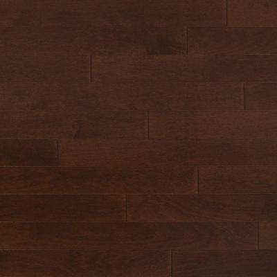 Maple Bronze 3/4 in. Thick x 4 in. Wide x Random Length Solid Real Hardwood Flooring (21 sq. ft. / case)