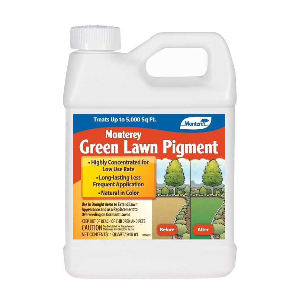 Green Lawn Pigment
