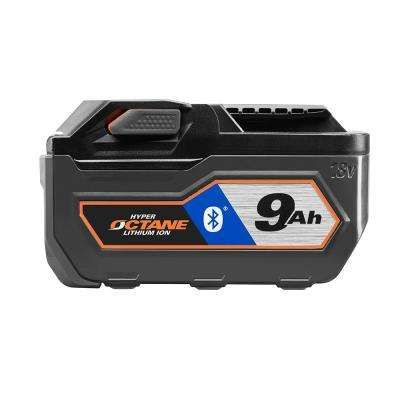 18-Volt OCTANE Bluetooth 9.0 Ah Battery