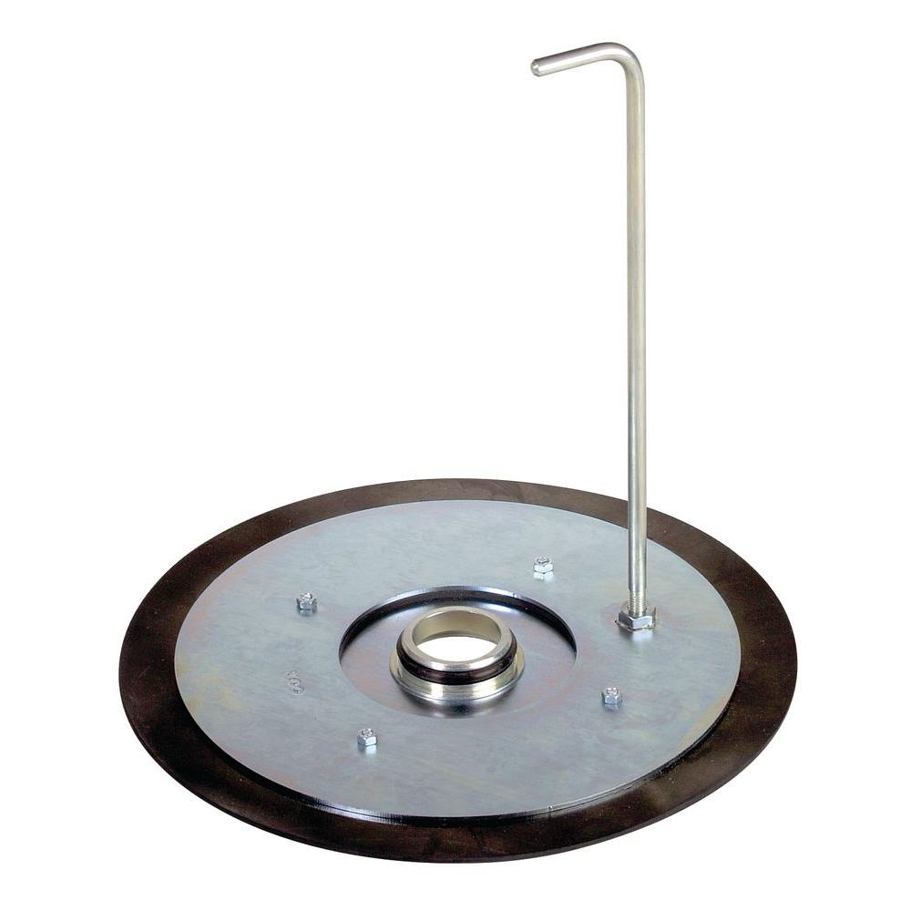COX 5 Gal. Follower Plate for Straight or Tapered Pails