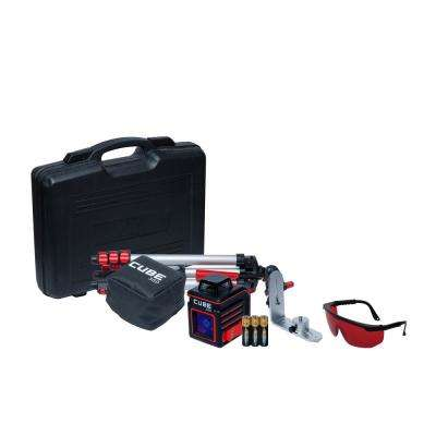 Cube 360 Cross Line Laser Level Ultimate Edition