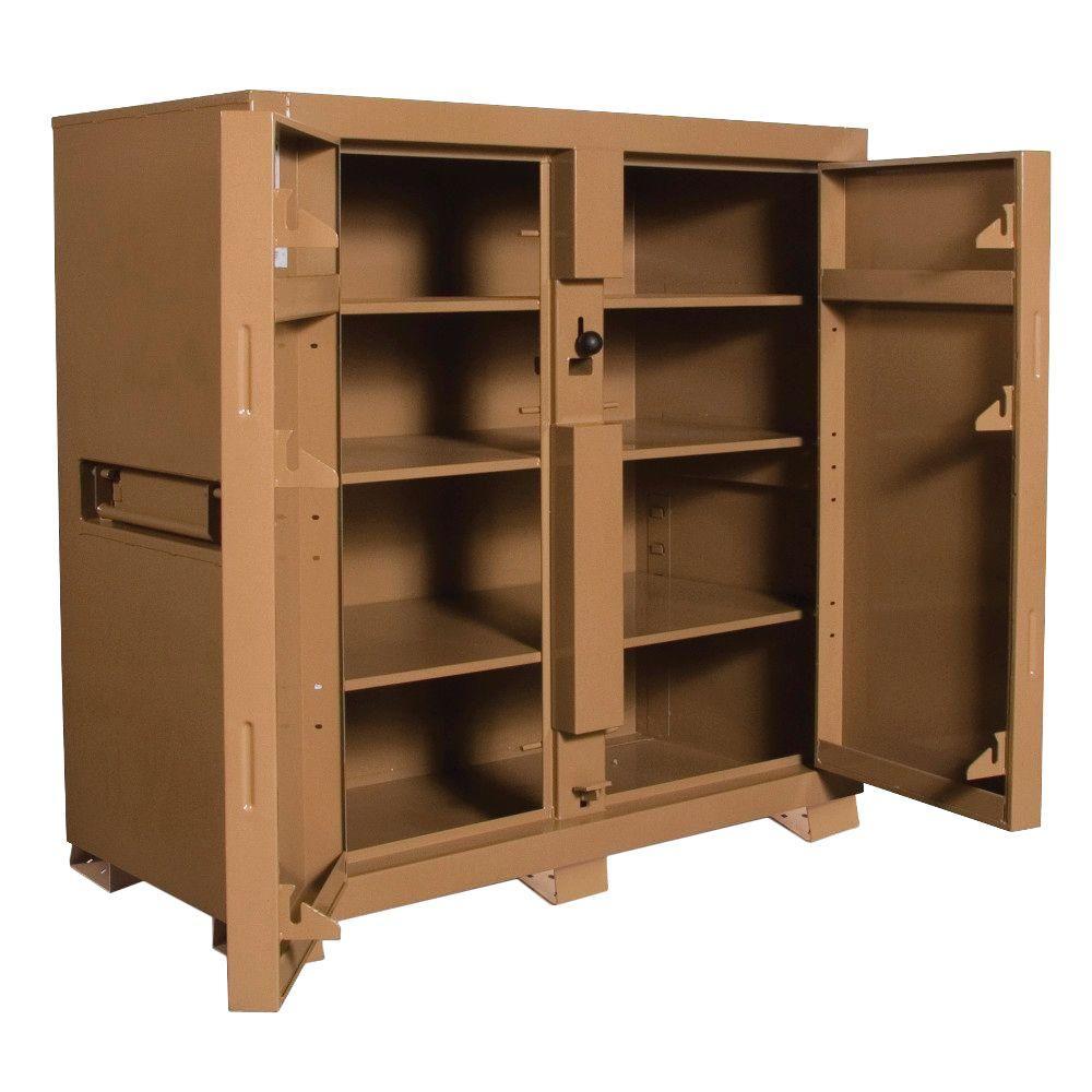 Knaack 60 inch x 30 in x 60 inch Cabinet by Knaack