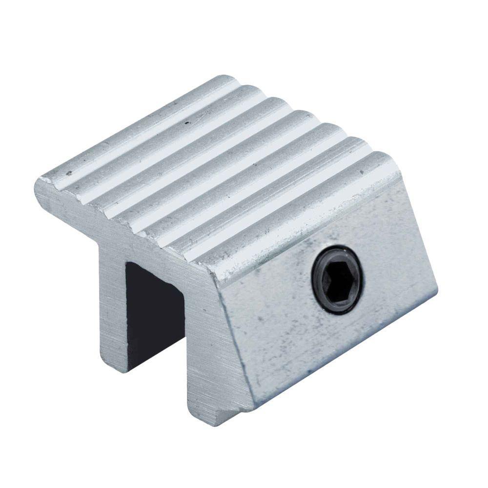 Aluminum Sliding Window Lock with Single Hex Screw