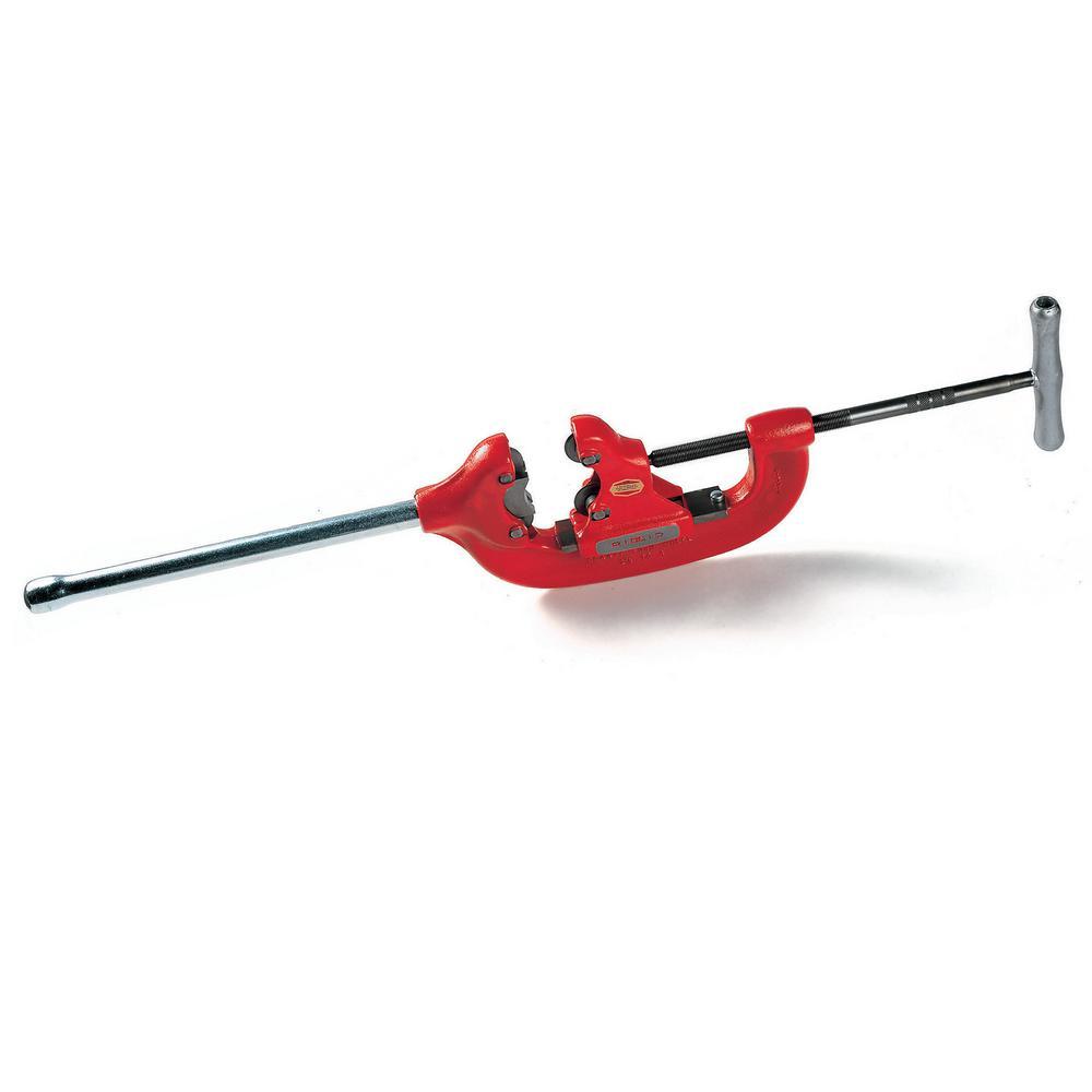 RIDGID 2 in. to 4 in. Model 4-S Heavy-Duty Pipe Cutter