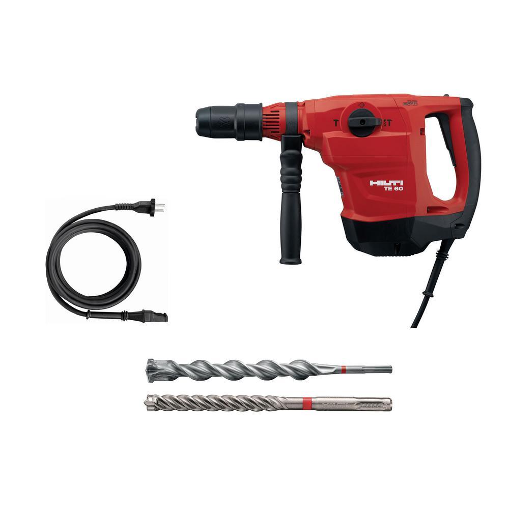 *NEW* Hilti TE-C 1//2-6 SDS Plus Hammer Drill Bit