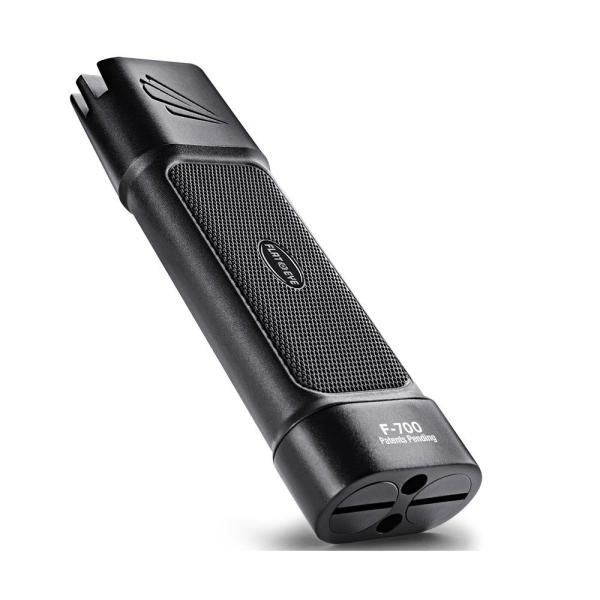 FLATEYE F-700 High Performance 700-Lumen Unround Flashlight CREE LED Multi Position Waterproof and Shockproof