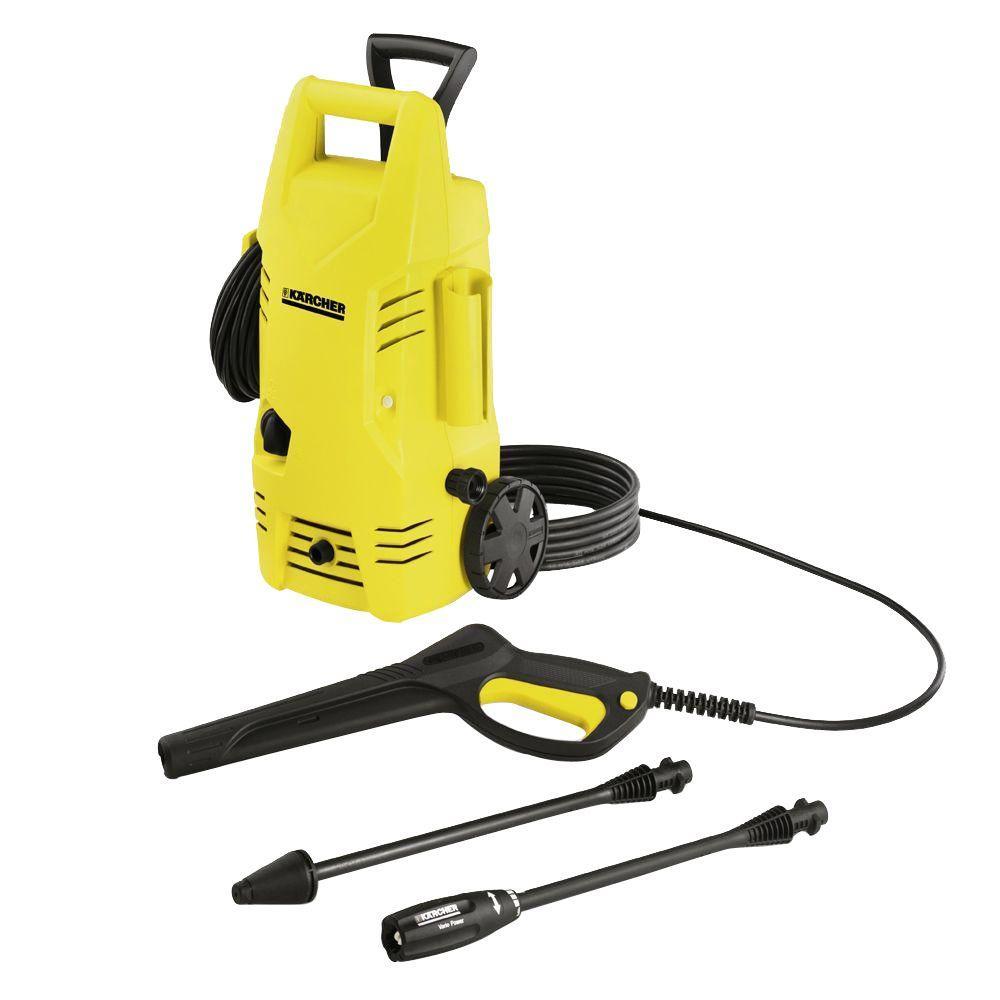 Karcher 1600-PSI 1.25-GPM N-cor Consumer Electric Pressure Washer