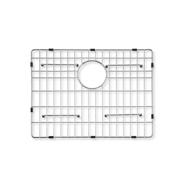 Bremen 26-3/4 in. x 15-5/8 in. Wire Grid for Single Bowl Kitchen Sinks in Stainless Steel