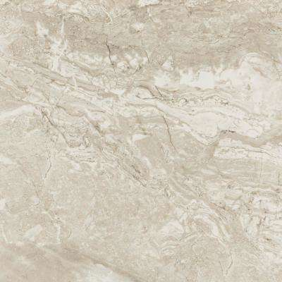 4 in. x 4 in. Ultra Compact Surface Countertop Sample in Sareystone